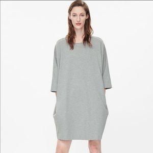 Cos oversized shirt dress